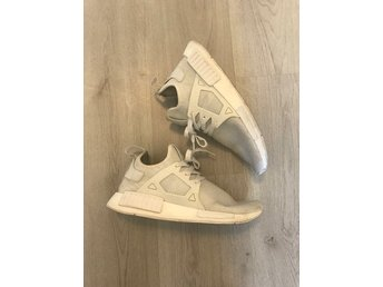 Adidas NMD, Tripple white, US 9,5
