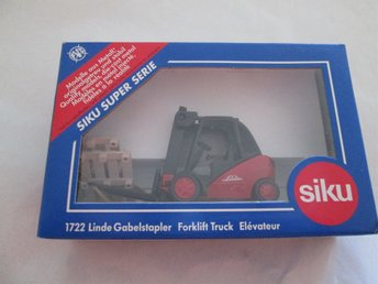 LINDE GAFFELTRUCK No 1722 MIB