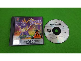 Spyro The Dragon Playstation 1 PSone ps1