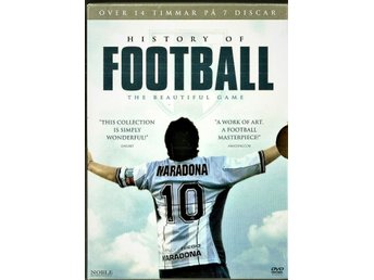 **  History of FOOTBALL    ( 7 disc´s )  **