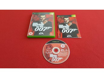 007 FROM RUSSIA WITH LOVE till Xbox