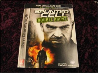 SPLINTER CELL DOUBLE AGENT (PRIMA OFFICIAL GAME GUIDE)