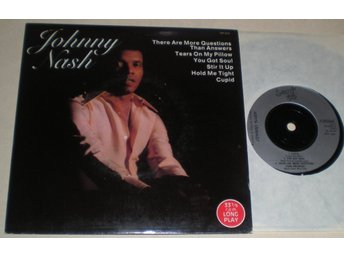 Johnny Nash EP/PS Hold me tight + 5 33 vars EP UK 1983 M-