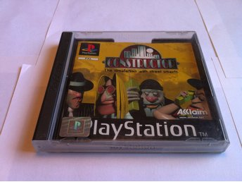 PS1/PSX: Constructor - The Simulation With Street Smarts