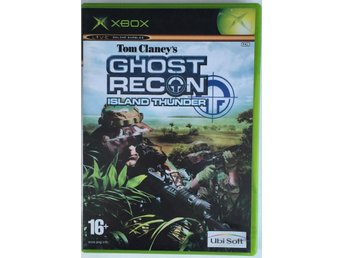 Ghost Recon: Island Thunder - Xbox - Fint skick!