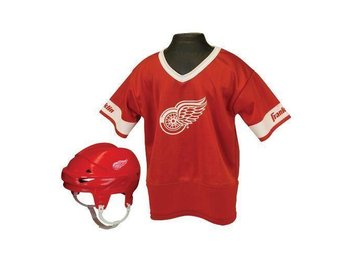 Detroit Red Wings NHL barnset Franklin 5-9 år