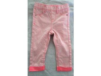 Fina färgglada jeans byxor stl 80 nyskick - Lidingö - Fina färgglada jeans byxor stl 80 nyskick - Lidingö