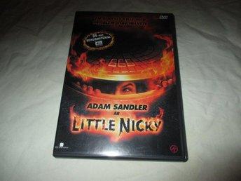 LITTLE NICKY - ADAM SANDLER - REPFRI - Sundsvall - LITTLE NICKY - ADAM SANDLER - REPFRI - Sundsvall