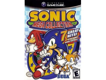 Sonic Mega Collection - Nintendo Gamecube (PAL)