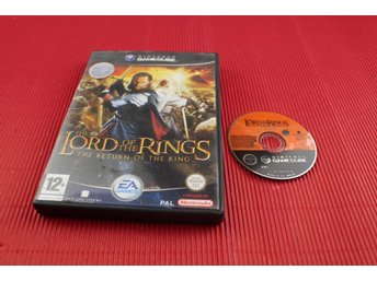 LORD OF THE RINGS till Nintendo Gamecube
