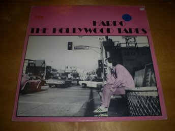 Harpo - The Hollywood Tapes LP 1977