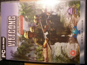 PC-spel Vietcong Fist Alpha Mission pack