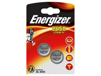 ENERGIZER Batteri CR2450