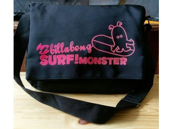 Billabong messenger väska surf monster