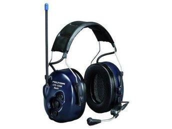 3M Peltor LiteCom Basic Hörselskydd med inbyggd tvåvägskommunikation - Taberg - 3M Peltor LiteCom Basic Hörselskydd med inbyggd tvåvägskommunikation - Taberg