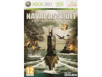 Naval Assault: The Killing Tide (Beg)