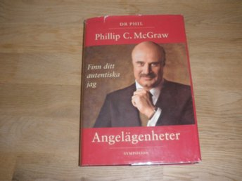 Dr Phil Phillip C McGraw - Angelägenheter