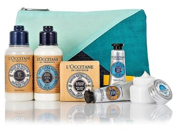 NYTT SET FRÅN L'OCCITANE SHEA BUTTER DISCOVERY COLLECTION, UTROP 1 KR !!!