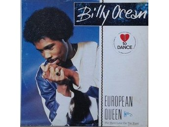 Billy Ocean title* European Queen (No More Love On The Run)* Disco 12""