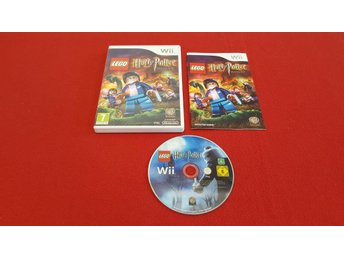LEGO HARRY POTTER THE YEARS 5-7 till Nintendo Wii
