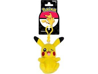 Pokemon Nyckelring Pikach.. (301153591) ᐈ SamlarbutikenStockholm på Tradera bd03b493de66b