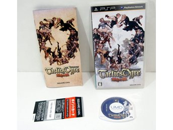 Tactics Ogre till PSP playstation portable