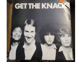 The Knack - Get The Knack, LP