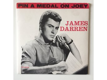 James Darren - Pin a medal on Joey
