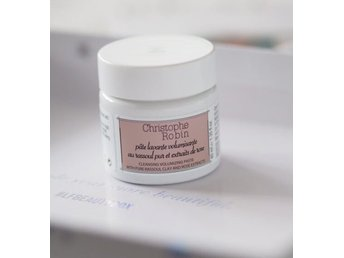 CHRISTOPHE ROBIN CLEANSING VOLUMIZING PASTE Lookfantastic Glossybox