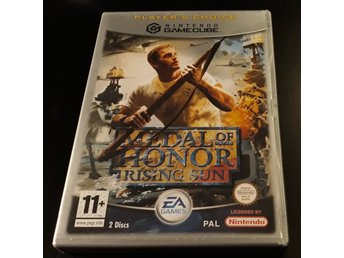 Medal Of Honor Rising Sun - Komplett - Gamecube / GC