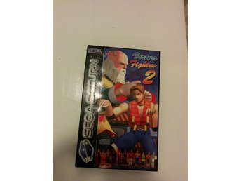Virtua Fighter 2 PAL / EU version Sega Saturn