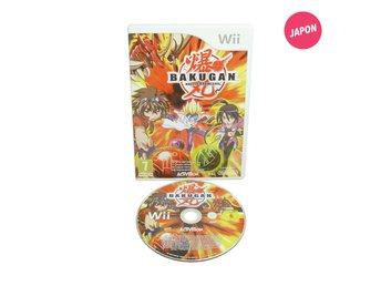 Bakugan Battle Brawlers (EUR / Wii)