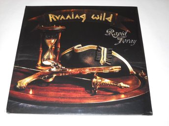 RUNNING WILD - RAPID FORAY  2-LP  NY! INPLASTAD
