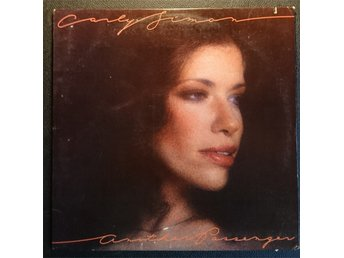 "CARLY SIMON  ""Another passenger""  1976  US import    Soft pop rock"