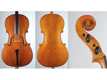 Fransk cello Jean Baptiste Thouvenel 1830
