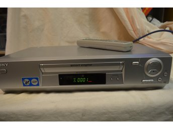 Sony SLV-SE620E HiFi Video