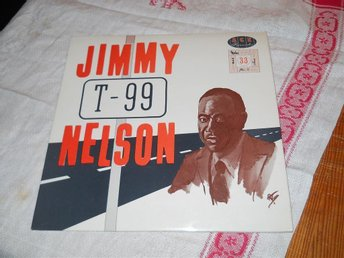 "JIMMY NELSON--T-99.     10"" LP    RE"