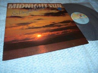 Sir Douglas Quintet - Midnight Sun (LP) VG+/VG - Göteborg - Sir Douglas Quintet - Midnight Sun (LP) VG+/VG - Göteborg