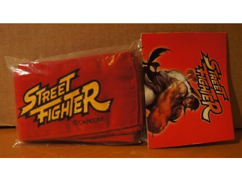 Loot Crate Exclusive - Pannband Street Fighter