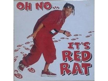 Red Rat title Oh No... It's Red Rat*90's Cult Reggae, Dancehall UK LP