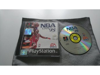 NBA 98 / Playstation