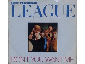 "The Human League title* Don't You Want Me* Synth-pop 7"" US - Hägersten - The Human League title* Don't You Want Me* Synth-pop 7"" US - Hägersten"
