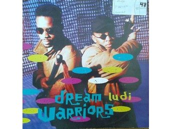 "Dream Warriors title* Ludi* 90's Hip-Hop, Reggae 12"" UK & EU"
