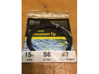Rio intouch replacement tip 15 fot klass 9.