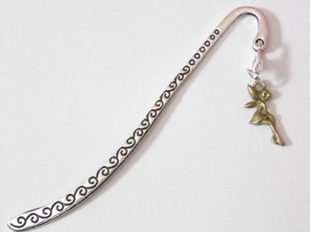 Älva bokmärke / Fairy bookmark