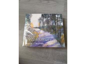 Meditations cd skivor nya i plast