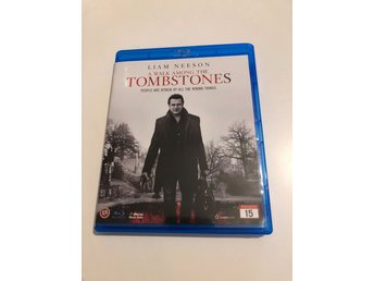 Tombstones - Sv Text - Blu ray