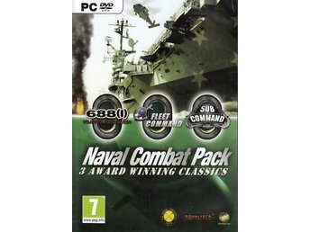 Naval Comb Pack Sub,Hunter,Fleet (PC)