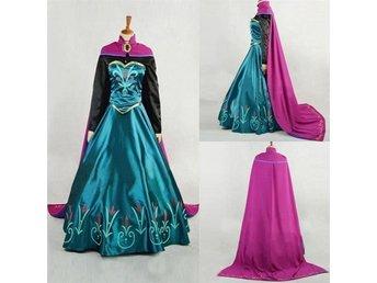 frozen klänning vuxen