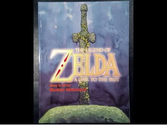 Legend of Zelda: A Link to the Past  ·  Grafisk novell · Comic · Nintendo Power